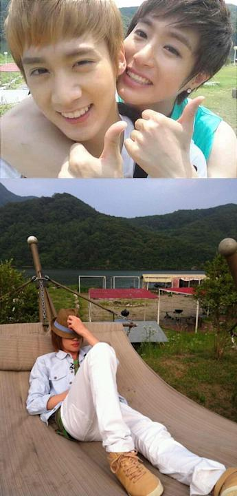 TEEN TOP releases their early summer vacation photos