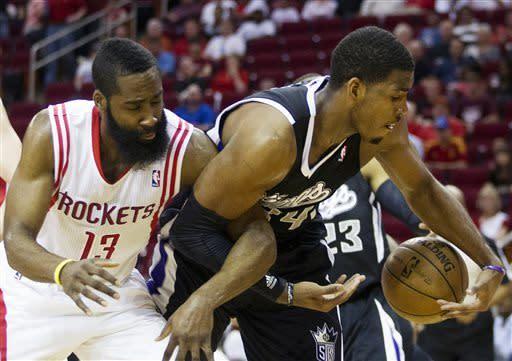 Harden scores 29 as Rockets beat Kings 121-100