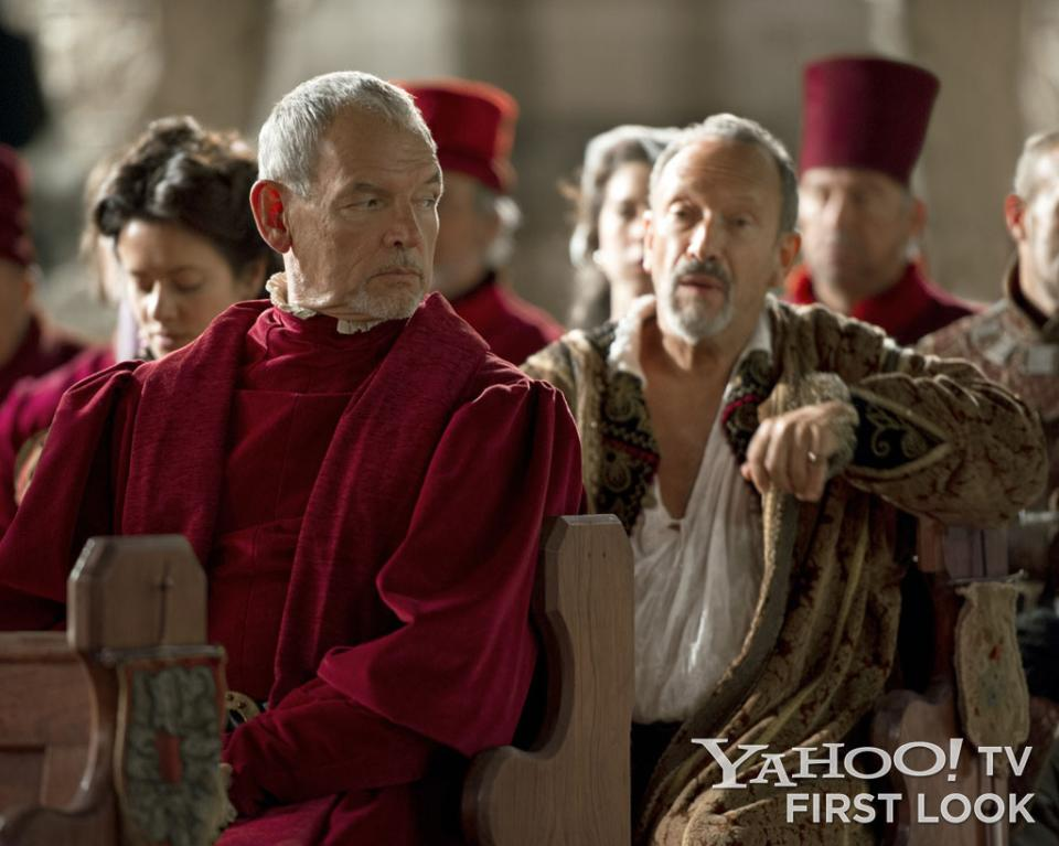 """Da Vinci's Demons"" - ""The Lovers"""