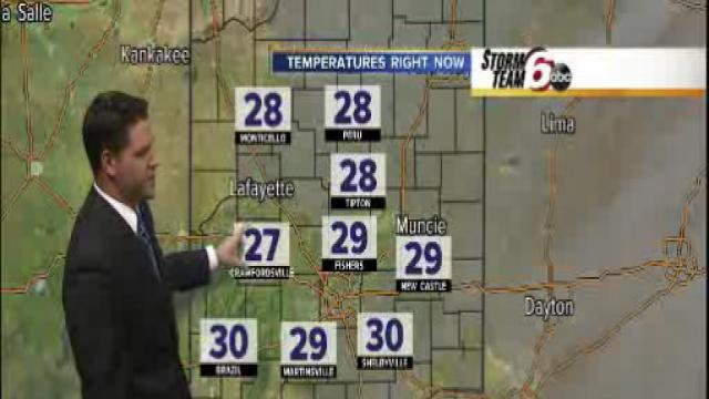 Good Morning Forecast: Chilly Tuesday Start