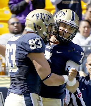 Pittsburgh cruises to a 49-27 win over New Mexico