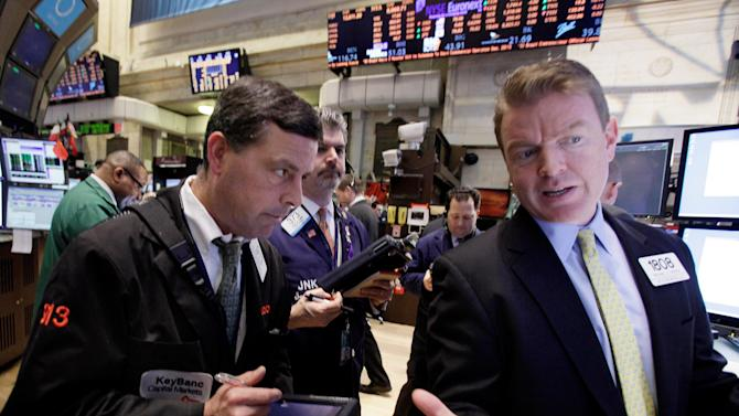 Stocks fall sharply as Greek deal is held up