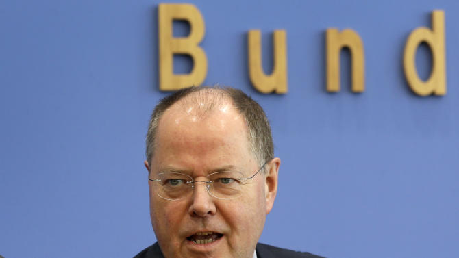 German opposition: have banks finance rescue fund