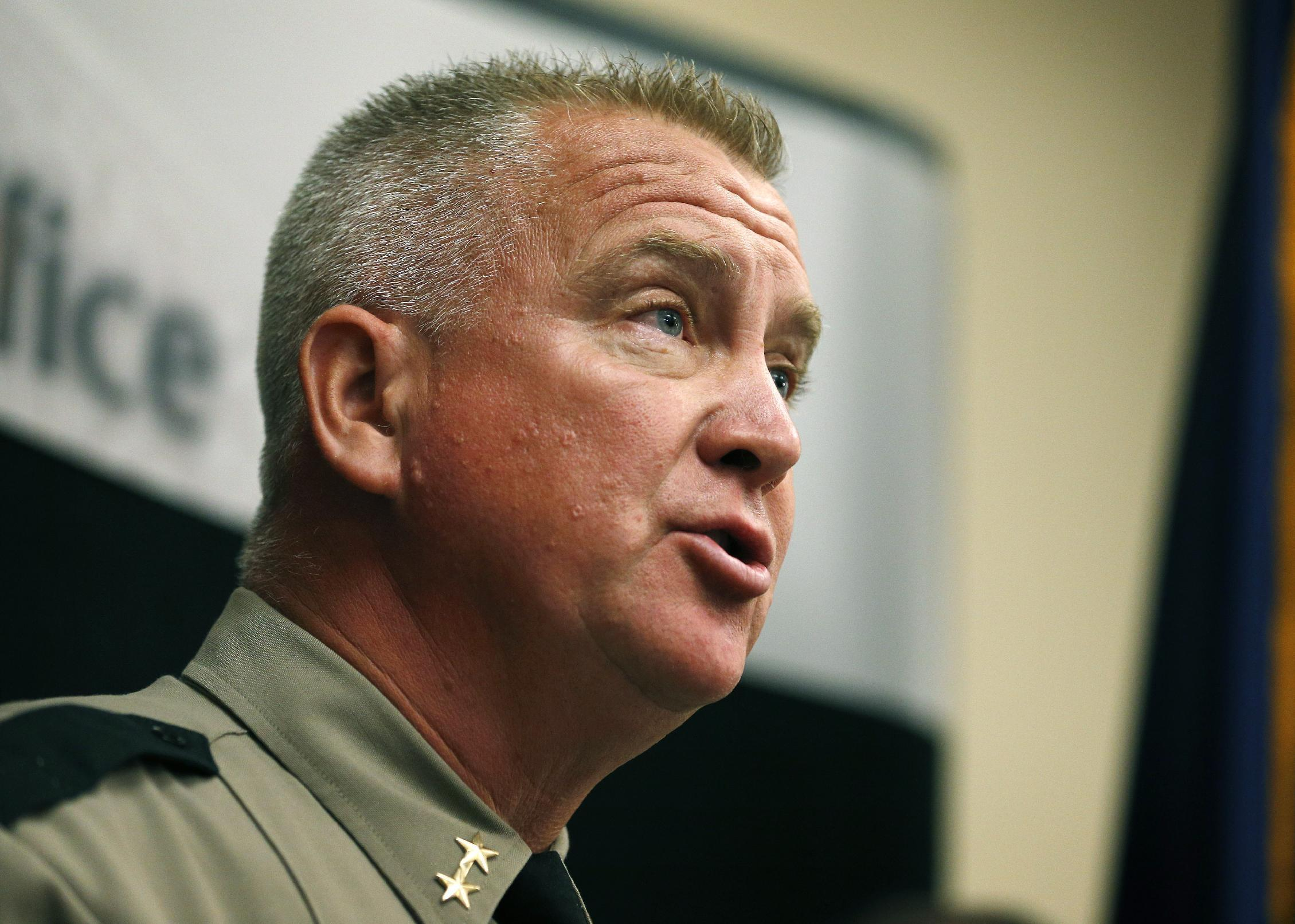U.S. and Oregon sheriffs' associations support John Hanlin amid gun control, conspiracy theory controversy