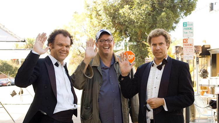 Director Adam McKay Will Ferrell John C. Reilly Step Brothers Production Sony 2008