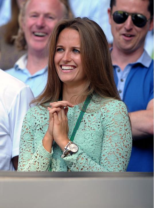 Tennis - Kim Sears File Photo