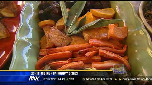 Waters Fine Foods: Dishin' the dish on holiday dishes