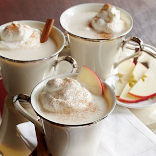 Try one of these cozy apple cider recipes on a cold winter night.