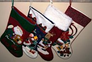 How can you hang up Christmas stockings, if your home has no mantle? Here are 10 spots you can put stockings, where Santa Claus is sure to spot them.