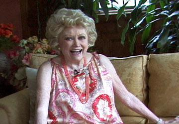 Phyllis Diller in ThinkFilm's documentary The Aristocrats