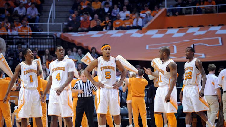 NCAA Basketball: Louisiana State at Tennessee