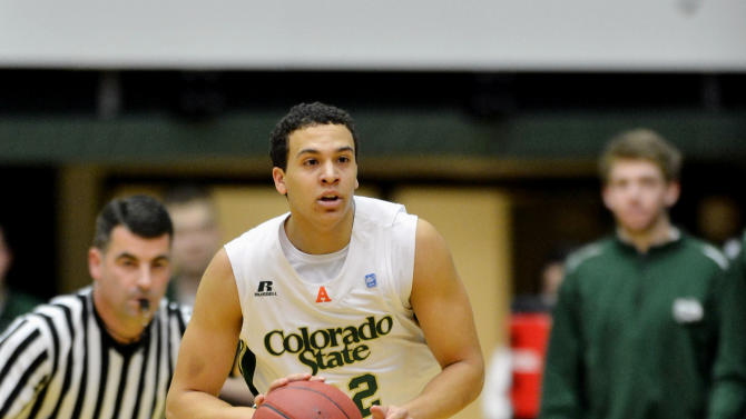 NCAA Basketball: UNLV at Colorado State