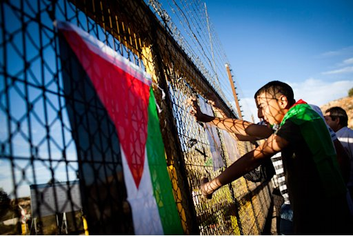 Palestinian Prisoners Released Into West Bank
