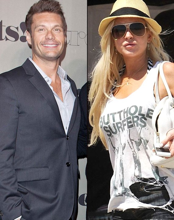 Seacrest Lohan