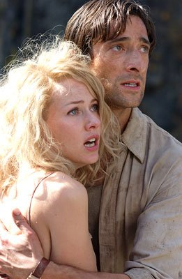 Naomi Watts and Adrien Brody in Universal Pictures' King Kong