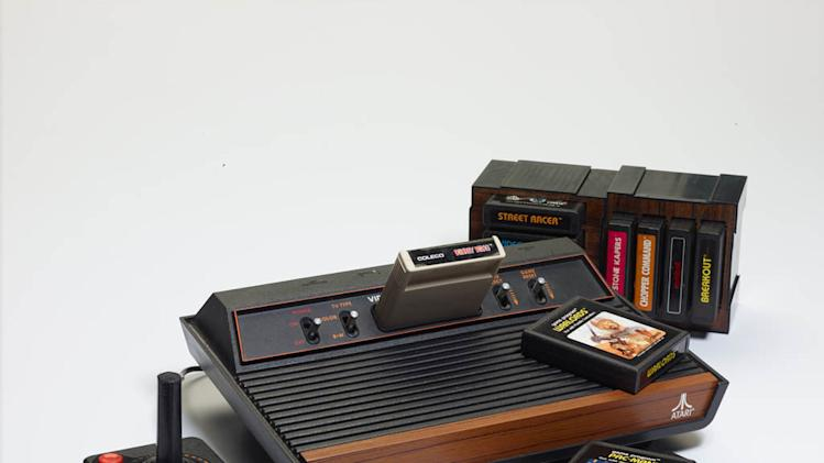 """The '80s: The Decade That Made Us"" - Atari 2600"
