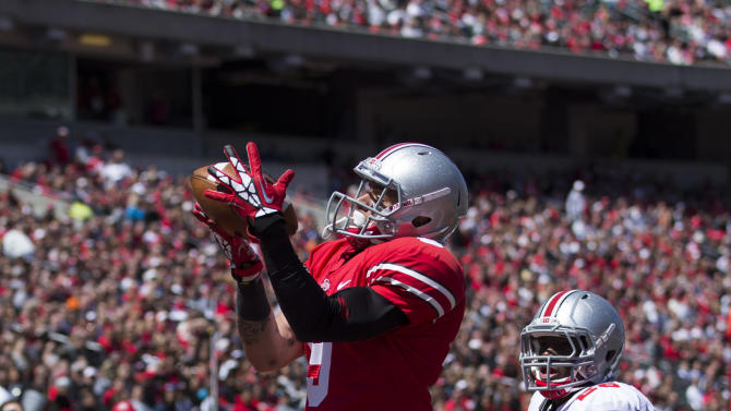 NCAA Football: Ohio State-Spring Game
