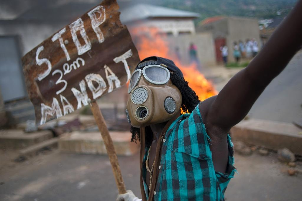 Burundi crisis talks in bid to end political violence