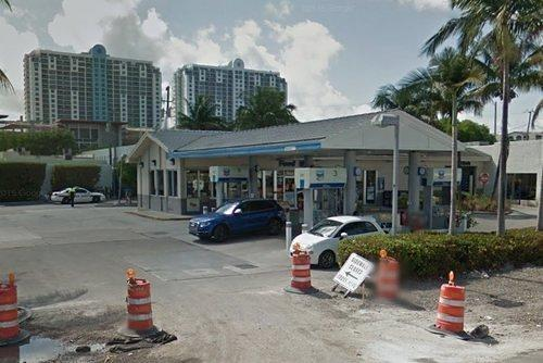 Fill-er-up: Another South Beach Gas Station Makes Way for Development