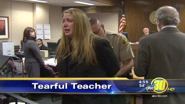 Valley teacher surprised by jail time for sex with student