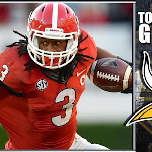 120 NFL Mock Draft: Minnesota Vikings Select Todd Gurley