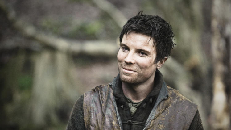 "Joe Dempsie stars as Gendry in ""Game of Thrones."""