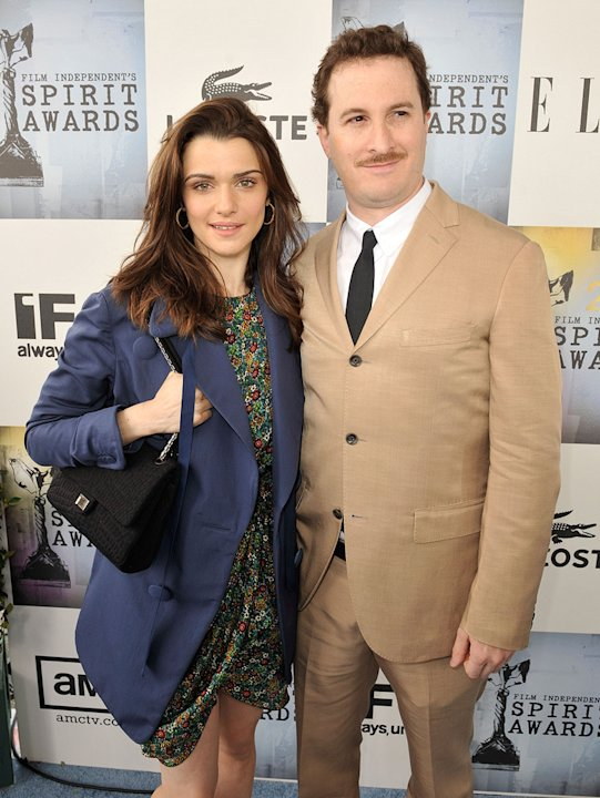 Film Independent's 2009 Independent Spirit Awards Rachel Weisz Darren Arronofsky