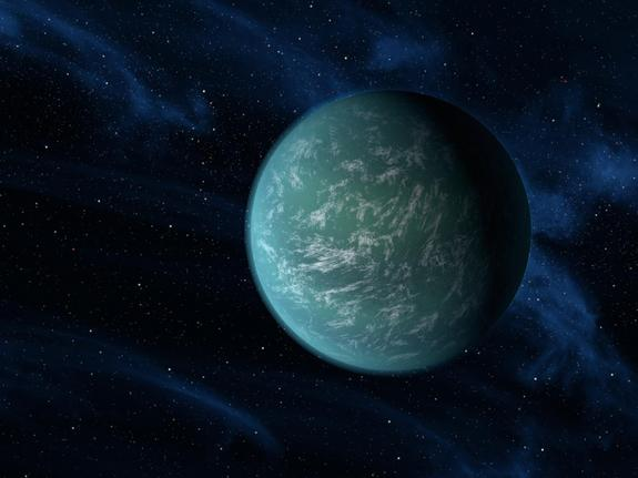 Gliese 581g Tops List of 5 Potentially Habitable Alien Planets