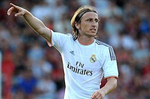 Luka Modric: 'I'm at a good moment, as is the team'