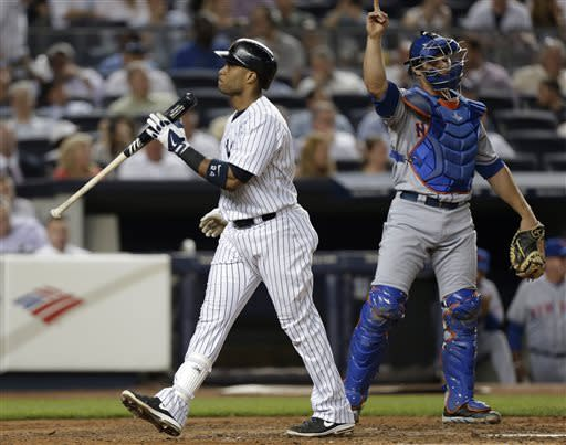 Subway sweep: Mets beat Yanks 3-1, take 4 in row