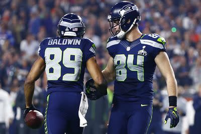 2015 NFL depth chart: Seahawks add red zone threats for another deep playoff run