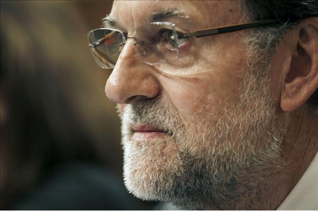 El presidente del Gobierno, Mariano Rajoy. EFE/Archivo