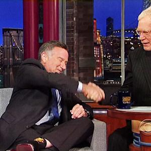 Letterman's Moving Tribute to Robin Williams