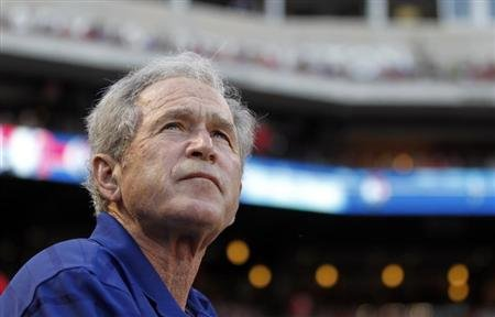 George W. Bush launches program to help veterans transition from war