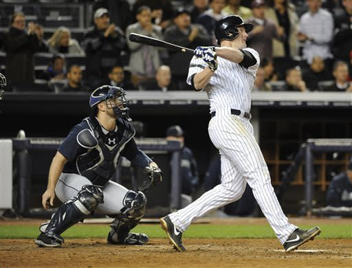 Yankees rally, beat Seattle after Hernandez exits