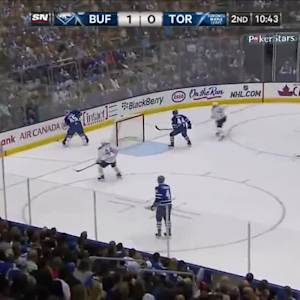 Buffalo Sabres at Toronto Maple Leafs - 09/28/2014