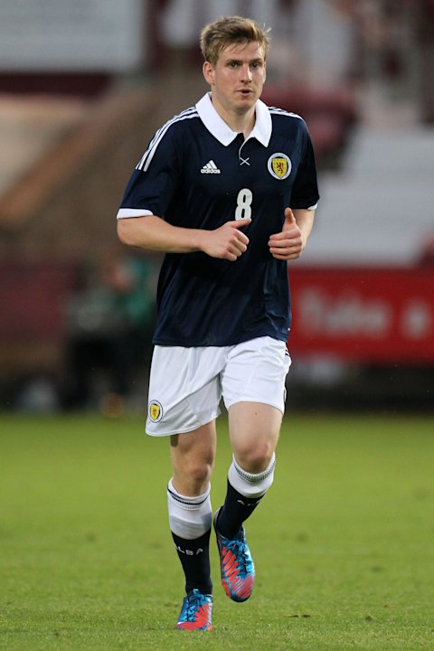 Soccer - Scotland Filers