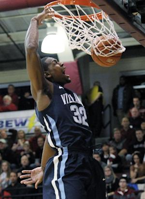 No. 14 Villanova romps past Saint Joseph's, 98-68