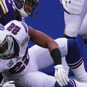Who is the go-to fantasy RB in Buffalo now?