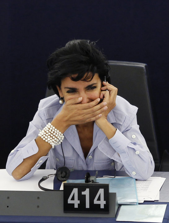 Rachida Dati et son « gode civil »