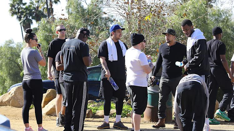 Rob Kardashian, The Game,