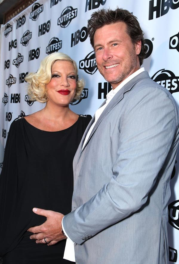 Tori Spelling & Dean McDermott NOT Splitting — Madly In Love