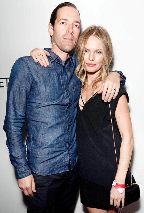 See Kate Bosworth's Stunning Engagement Ring from Michael Polish!
