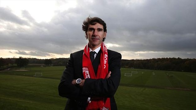 Aitor Karanka had been tipped to take the reins at Crystal Palace before joining Middlesbrough