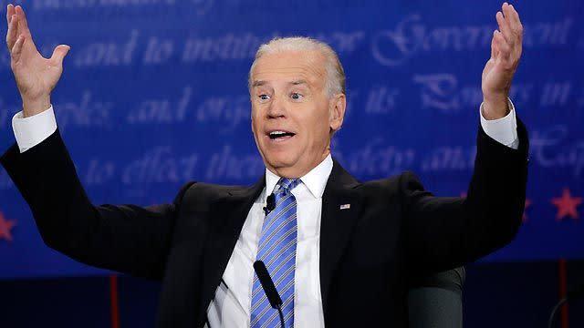 Did Joe Biden's debating style overshadow his substance?