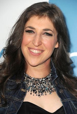 Mayim Bialik arrives at the 11th Annual InStyle Summer Soiree at The London Hotel in West Hollywood on August 8, 2012 -- Getty Premium
