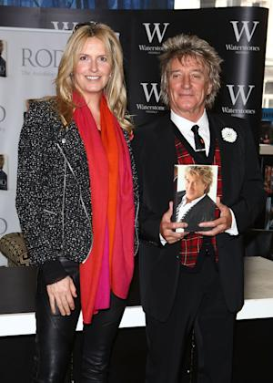 Rod Stewart - Book Signing