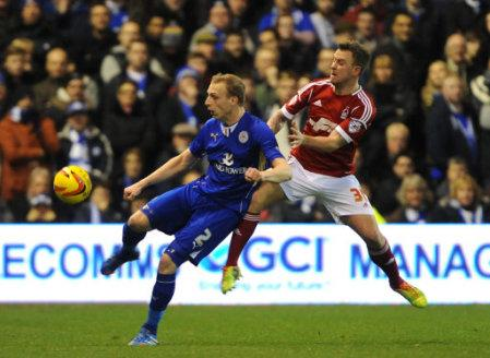 Soccer - Sky Bet Championship - Nottingham Forest v Leicester City - City Ground