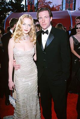 Heather Graham and Edward Burns 72nd Annual Academy Awards Los Angeles, CA 3/26/2000