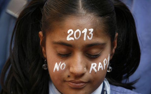 A Heartbreaking Look Inside the World of India's Gang Rape Victim